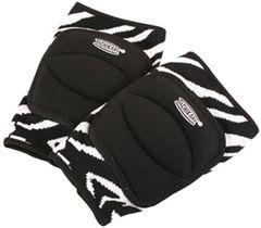 Zebra Knee Pads