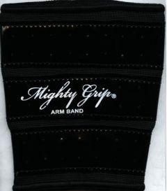 Arm Band with Grip