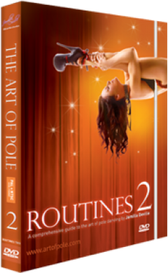 Art of Pole - Routine Two